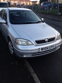 Vauxhall Astra 1.4 **price drop