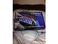 Novation Circuit,boxed with cables etc . Amazing what you can do with it