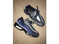 Nike air max 95 (3 PAIRS FOR £80!!!) size 6 and 2x size 7 COME WITH BOX!!