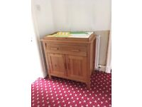 Baby changing table - Southside