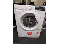 New Graded 9kg Hoover Washing Machine (12 Month Warranty)