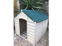 Medium dog kennel for sale.