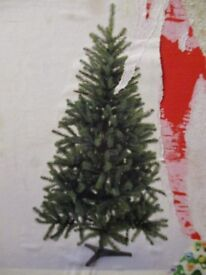 6FT (1.8M APPROX) Festive Pine Artificial Christmas Tree