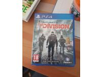 PlayStation 4 The division