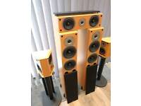Gale 5 surround sound home theatre Speakers