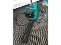 Bosch lawnmower and Bosch chain saw