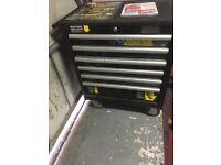 Halford tool box