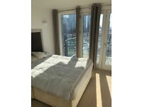 Stunning One bedroom Flat for Rent in Canary Wharf Part dss welcome