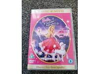Barbie a fashion fairytale DVD