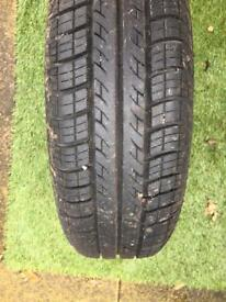 """Various car tyres 14"""" 15"""""""