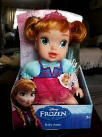 Baby Anna doll
