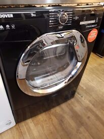 Hoover Dynamic Next DX C9DCEB Smart 9 kg Condenser Tumble Dryer - Blac