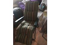 New garden chair
