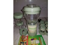 Nutribullet Baby Food Blender