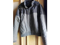 Bench. Black and grey jacket L - very good condition