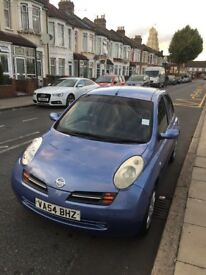 Nissan micra 1.2 Best First Car Automatic