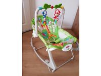 Fisher-Price Infant to toddler rocker seat