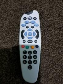 Sky digital remote