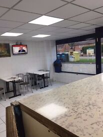 PIZZA/KEBAB SHOP FOR SALE