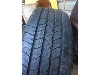 BRAND NEW Goodyear 235 65 16C commercial van tyre 235 65 16 ford transit 235/65/16 2356516