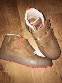 Next boys shoes size 10 new without tags