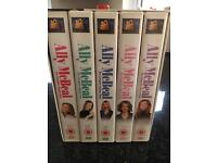Ally McBeal complete DVD collection