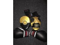 Boxing / sparring set