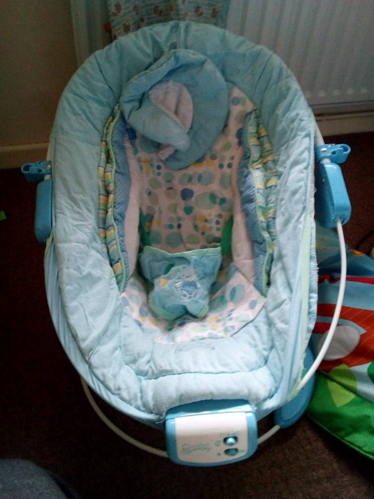 Give away baby rocker seat