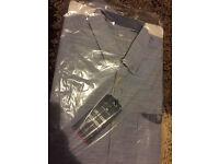 Mens Tom Tailor Shirt - Medium Light Blue