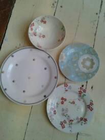 Free odd plates