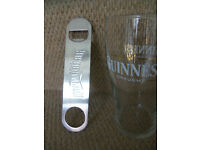 Breweriana man cave - KOPPARBERG bar blade bottle openner and Spaghetti measure Pub memorabilia