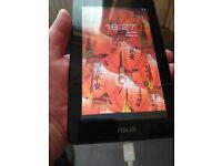 ASUS MeMO Pad ME172V 16Gb Tablet mint cond