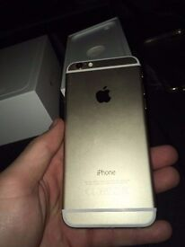 *BOXED* iPhone 6 Gold 16GB