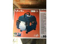 Brand new generator for sale Einhell STE 800