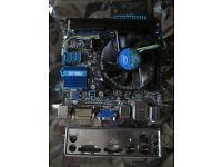 i3-3220 + ASUS P8H61-I LX R2.0 + 4gb 1600mhz Ram