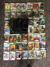 Xbox 360 + Kinect+ games / Mega bundle