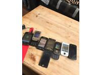 7 phones for sale***