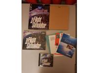 Microsoft Flight Simulator 5.1 PC CD-ROM Full Boxed 1995
