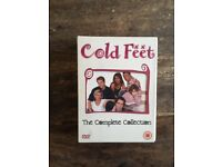 Cold feet dvd box set complete collection