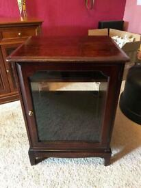 Gorgeous mahogany unit by stag