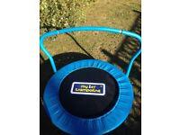 3ft trampoline
