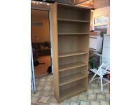 Ikea Billy Bookcase - Oak Veneer