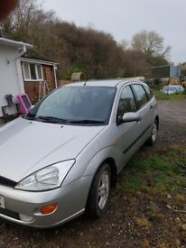 Ford focus 1.6 full service