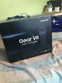 Samsung Gear VR with Controller Sealed