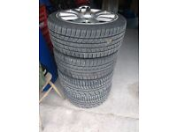 "VW T4 18"" Alloy Wheels"