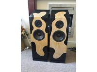 Special custom made speakers