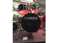 Yamaha Manu Kache Hipgig Shell Pack Portable Drum Kit