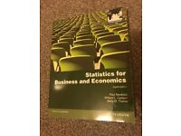 PEARSON: Statistics for Business and Economics Eighth Edition