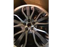 Range Rover Sport 21inch wheels