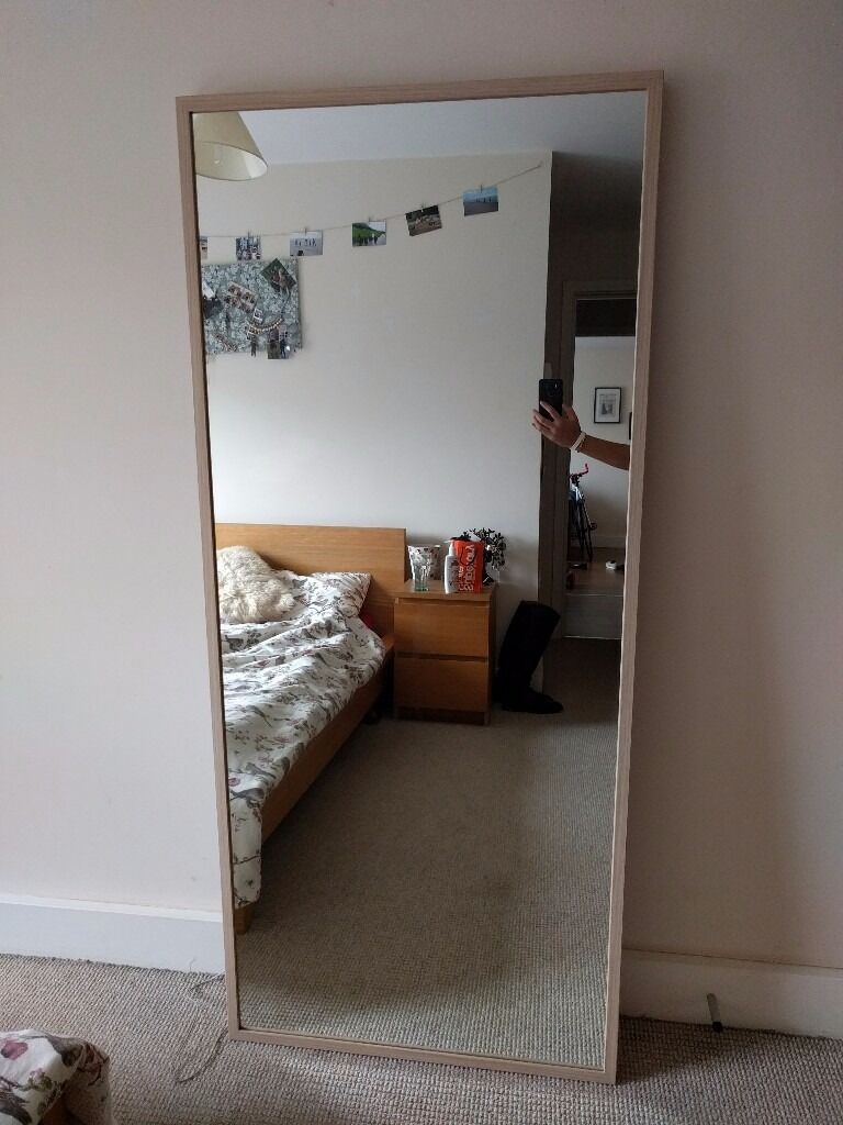 ikea stave mirror 70x160cm in cardiff bay cardiff gumtree